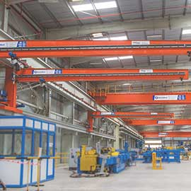 eot crane manufacturer & supplier