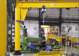 Jib crane manufacturers
