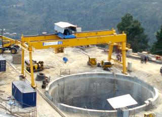 Customised crane solutions