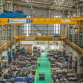 Material Handling Equipment Manufacturers in India | Electromech