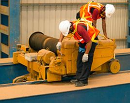 crane maintance services