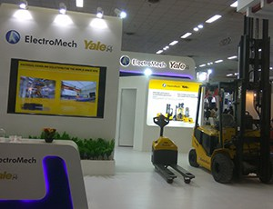 India Warehousing Show, Delhi