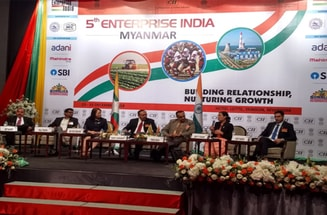 5th Enterprise India, Myanmar